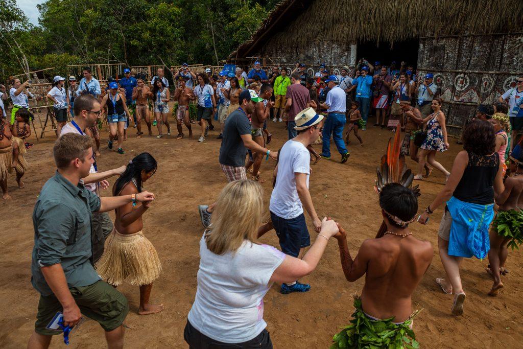 experiências amazônicas