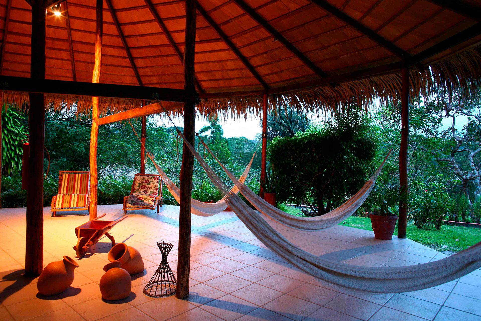 hotel de selna na Amazônia