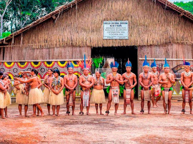 passeio safári amazônico